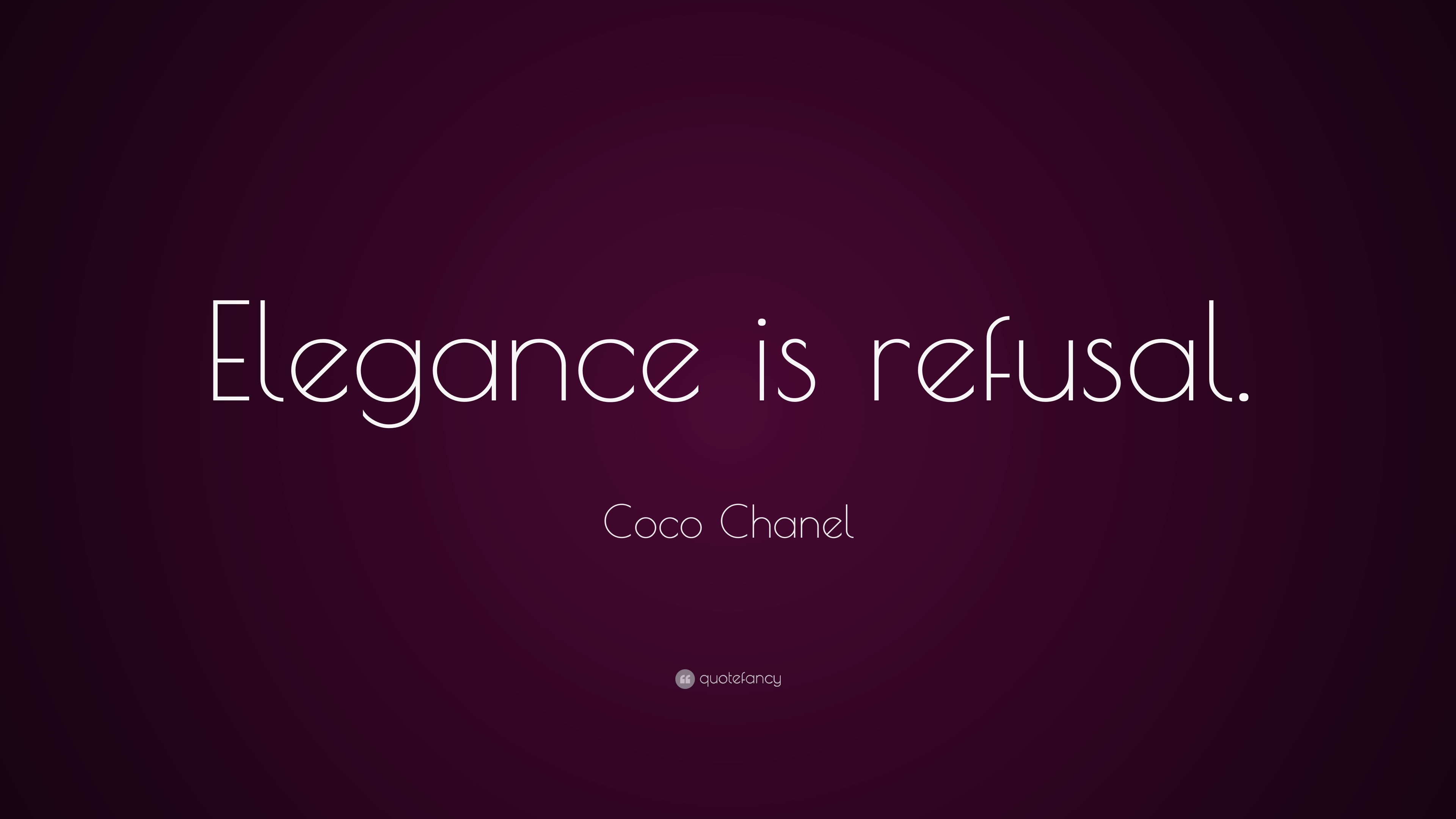 Coco Chanel Quotes Education