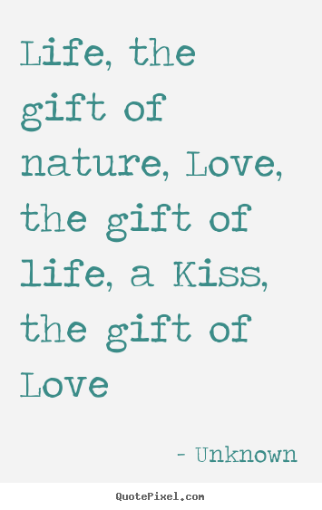 Quotes About Unknown Love