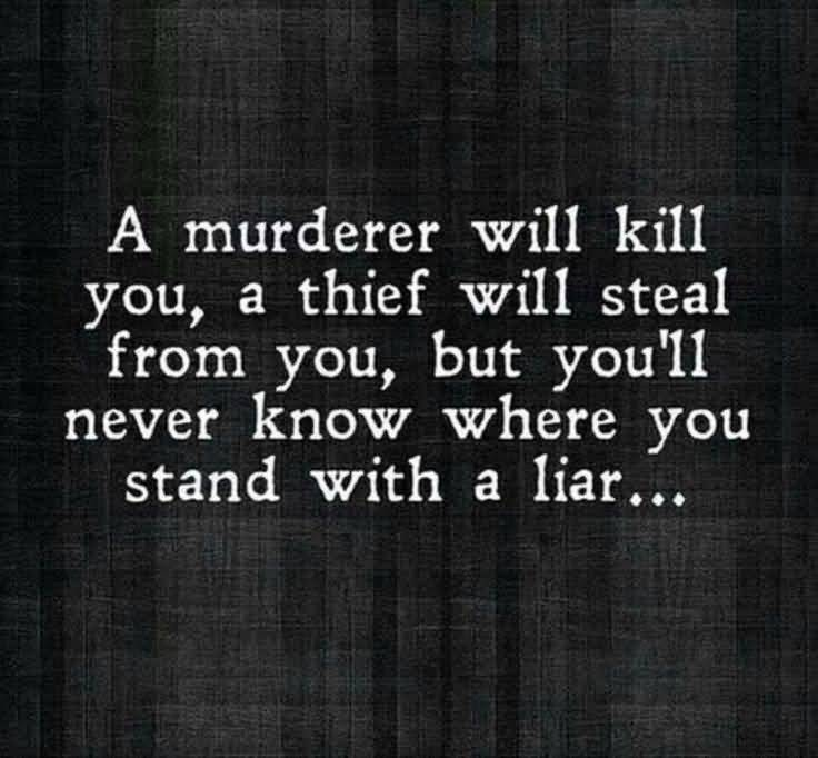 Liar And Sayings Memes Quotes