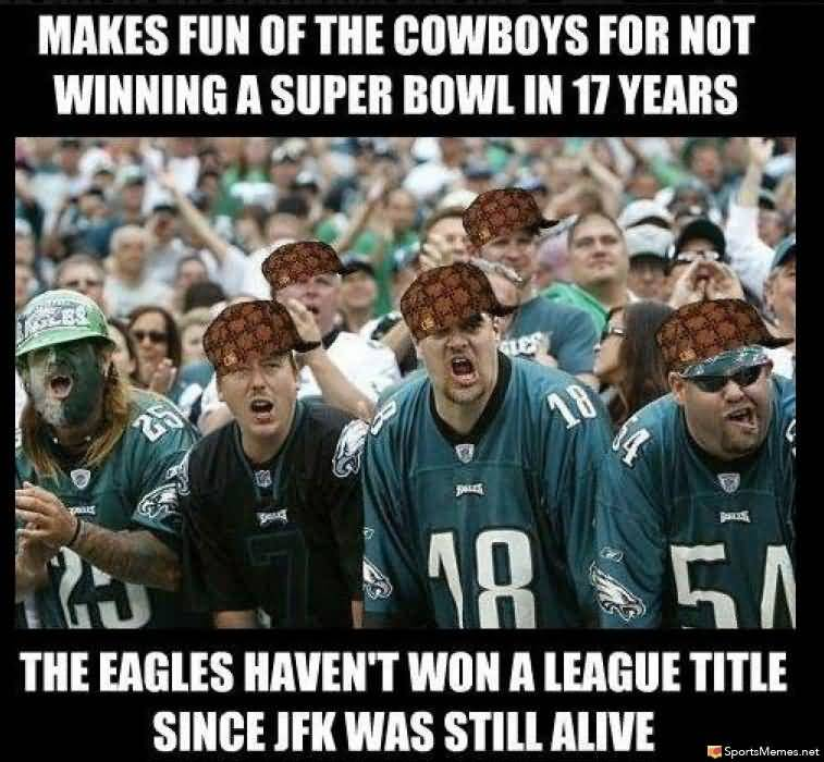 Anti Philadelphia Eagles Funny Memes