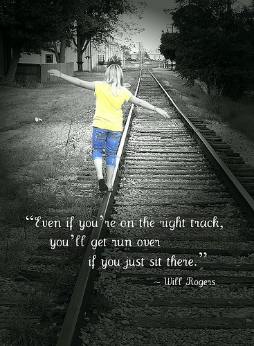 Track Quotes Inspirational