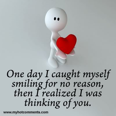 One Day I Caught Myself Smiling For No Reason, Then I ...