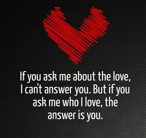 L Love You Quotes Him