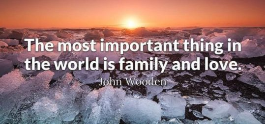 70 Best Inspirational Quotes About Family     Quotes Yard 70 Best Inspirational Quotes About Family