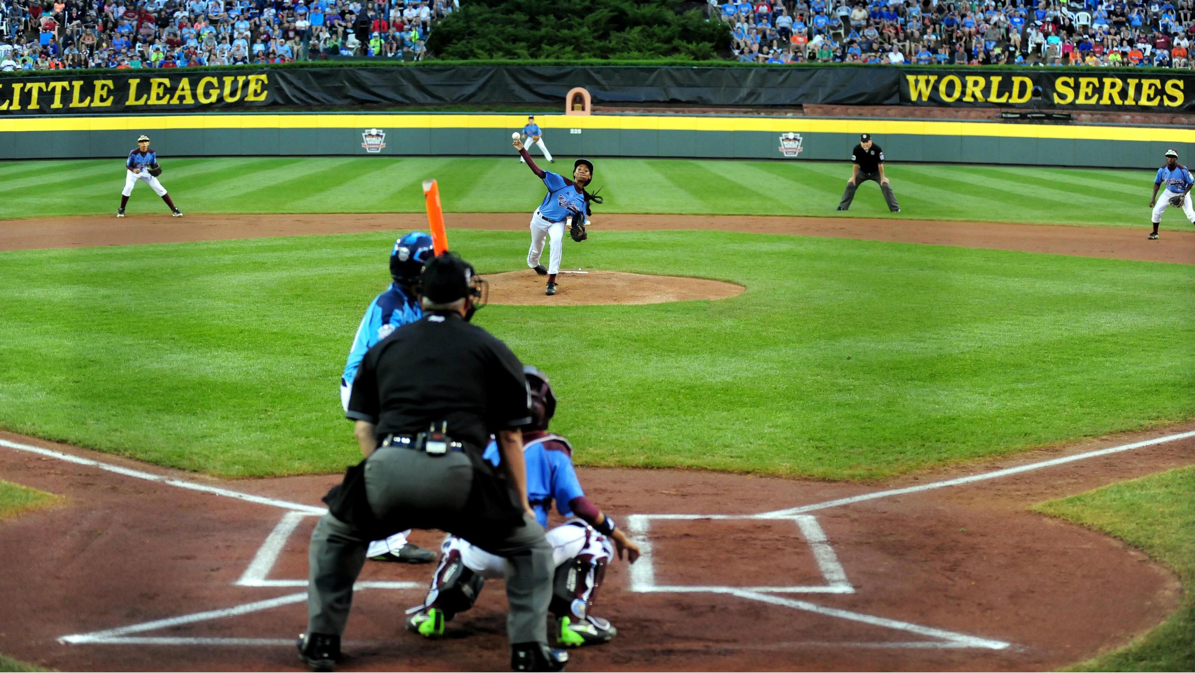 backyard dreams baseball