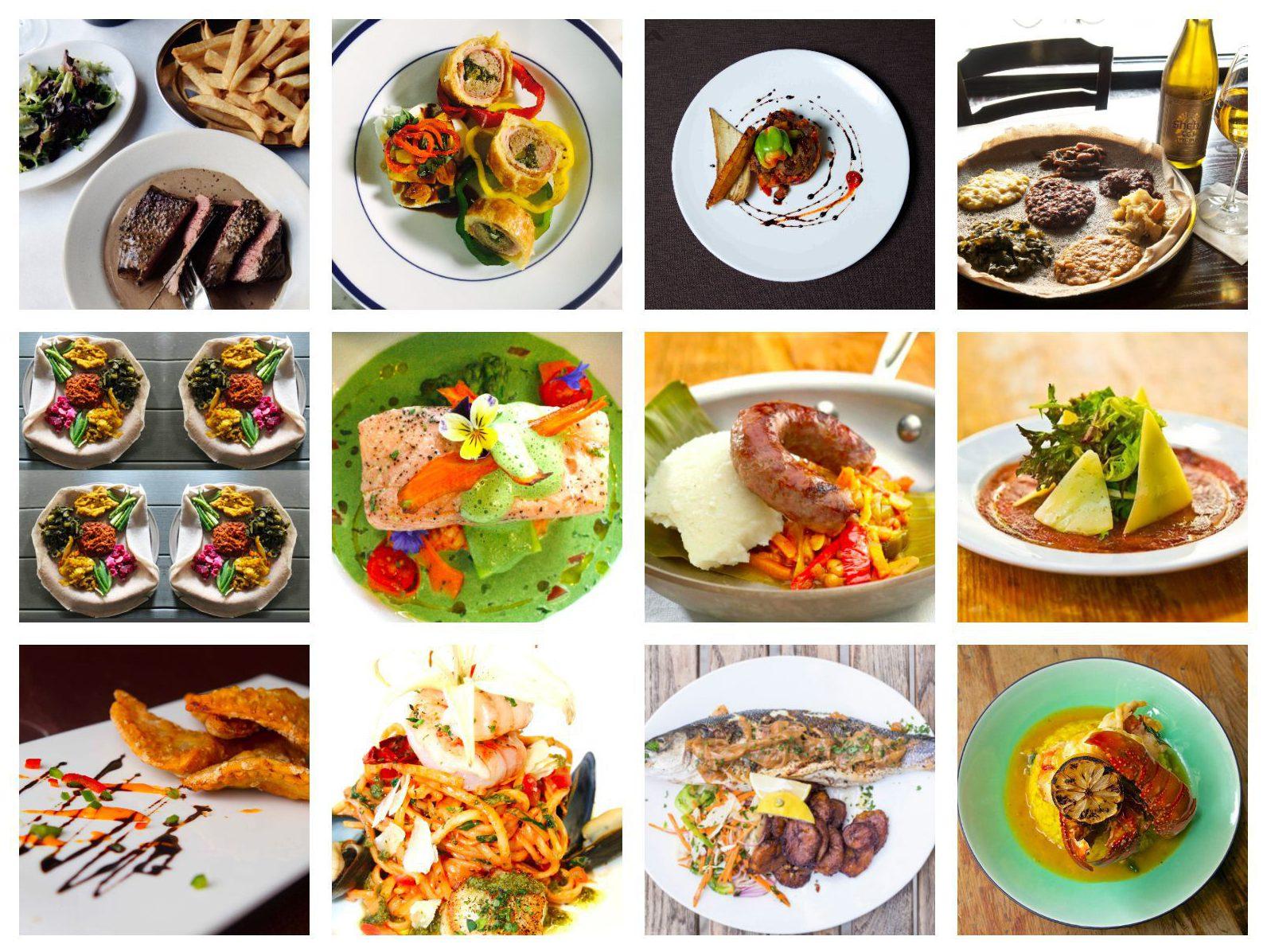 Top Ten Fast Food Restaurants 2017