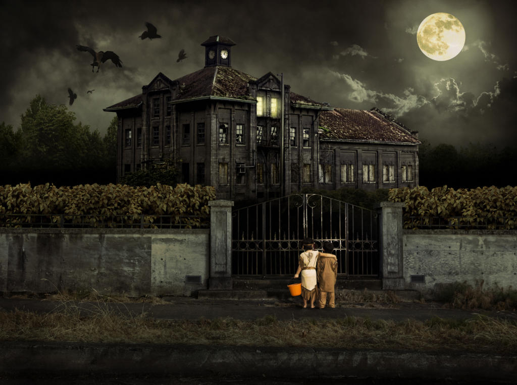 Scariest Haunted House Worlds