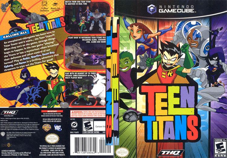 Teen Titans ISO
