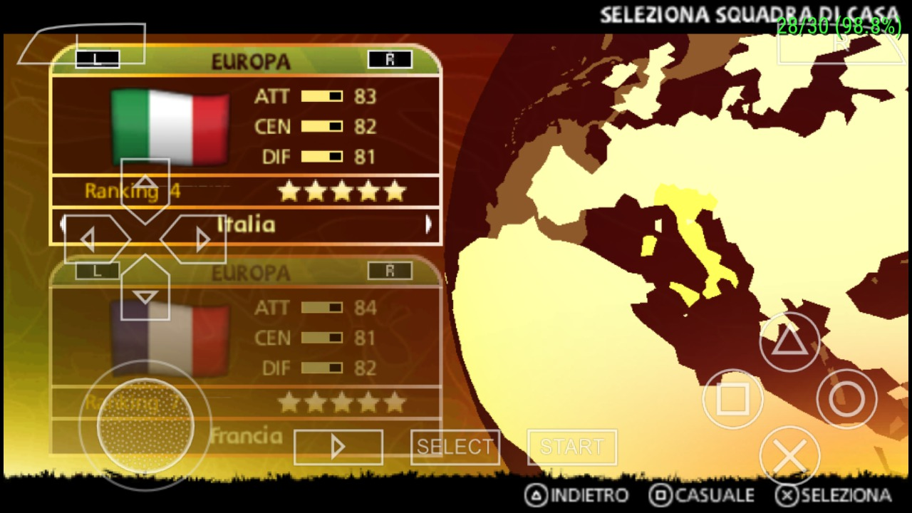 2010 FIFA World Cup South Africa (Europe) ISO PSP ISOs