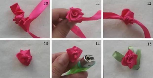작은 장미 장미를 만드는 방법