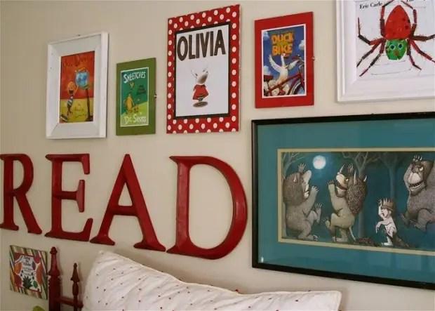 Fotos brilhantes, incluindo a autoria do seu bebê - a melhor decoração das crianças