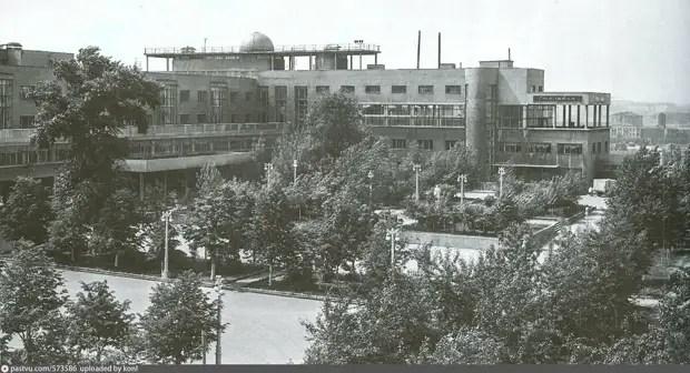 """کاخ فرهنگ """"زیل""""، 1937."""