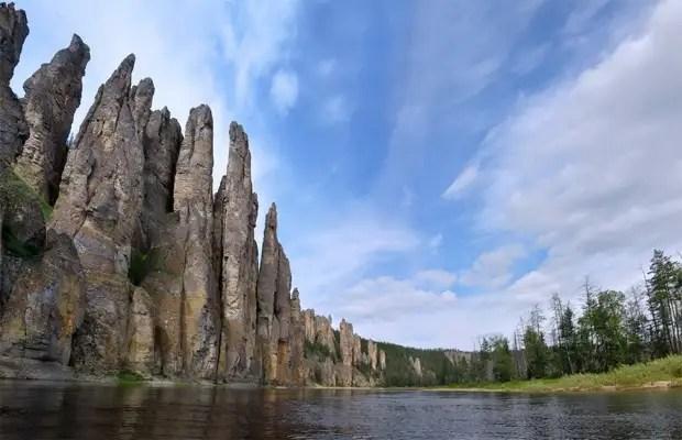 15 удивительных и загадочных природных чудес России.