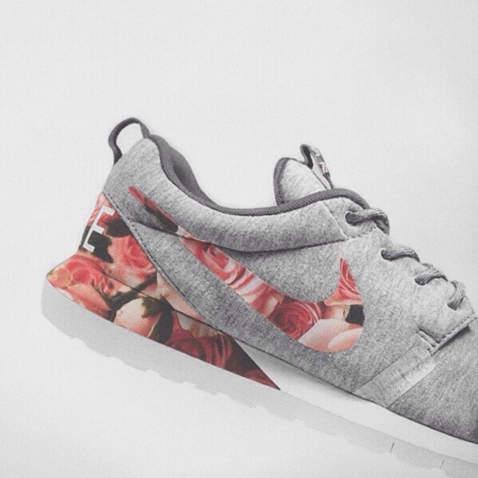 Flower Roshe Shoes | Gardening: Flower and Vegetables