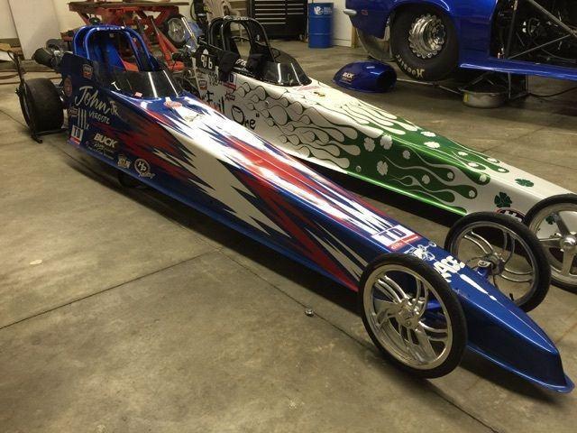 Malibu Sell Race Car