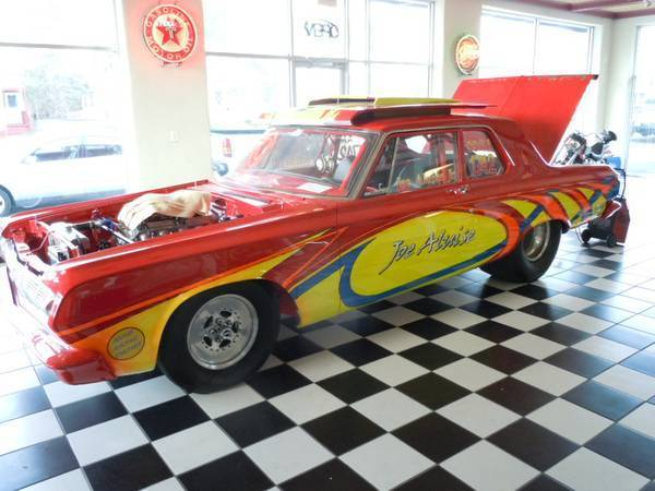 1964 Plymouth Super Stock HEMI Race Car for sale 1964 Plymouth Super Stock HEMI Race Car