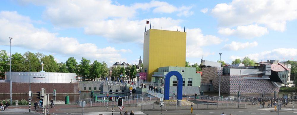 Groninger Museum: a post-modern landmark