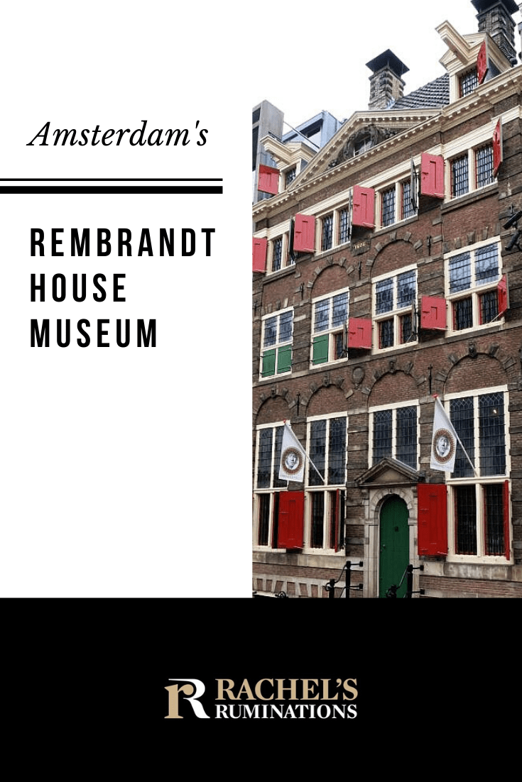 The Rembrandt House Museum gives a realistic idea of what a new 17th century Amsterdam house looked like. It's a bit too new: it lacks atmosphere. #rembrandt #amsterdam via @rachelsruminations