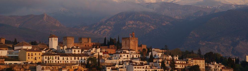 Granada, Spain. Photo courtesy of Carol Byrne
