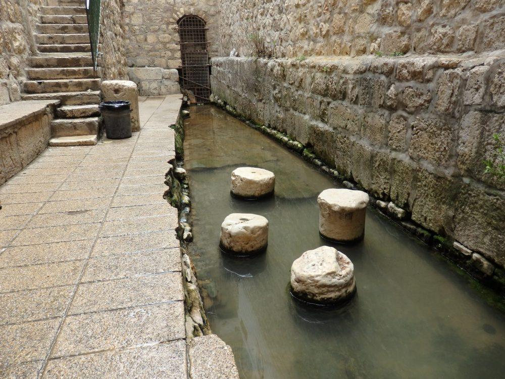 Visiting the City of David: Siloam Pool