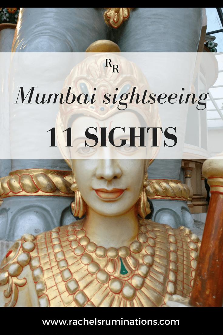 Pinnable image: Mumbai sightseeing