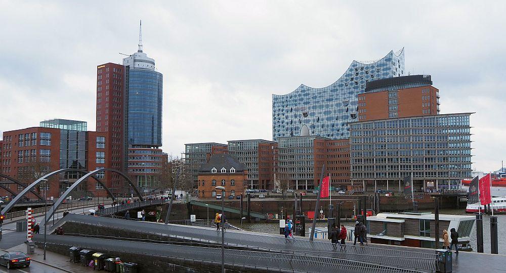 A maritime-themed weekend in Hamburg