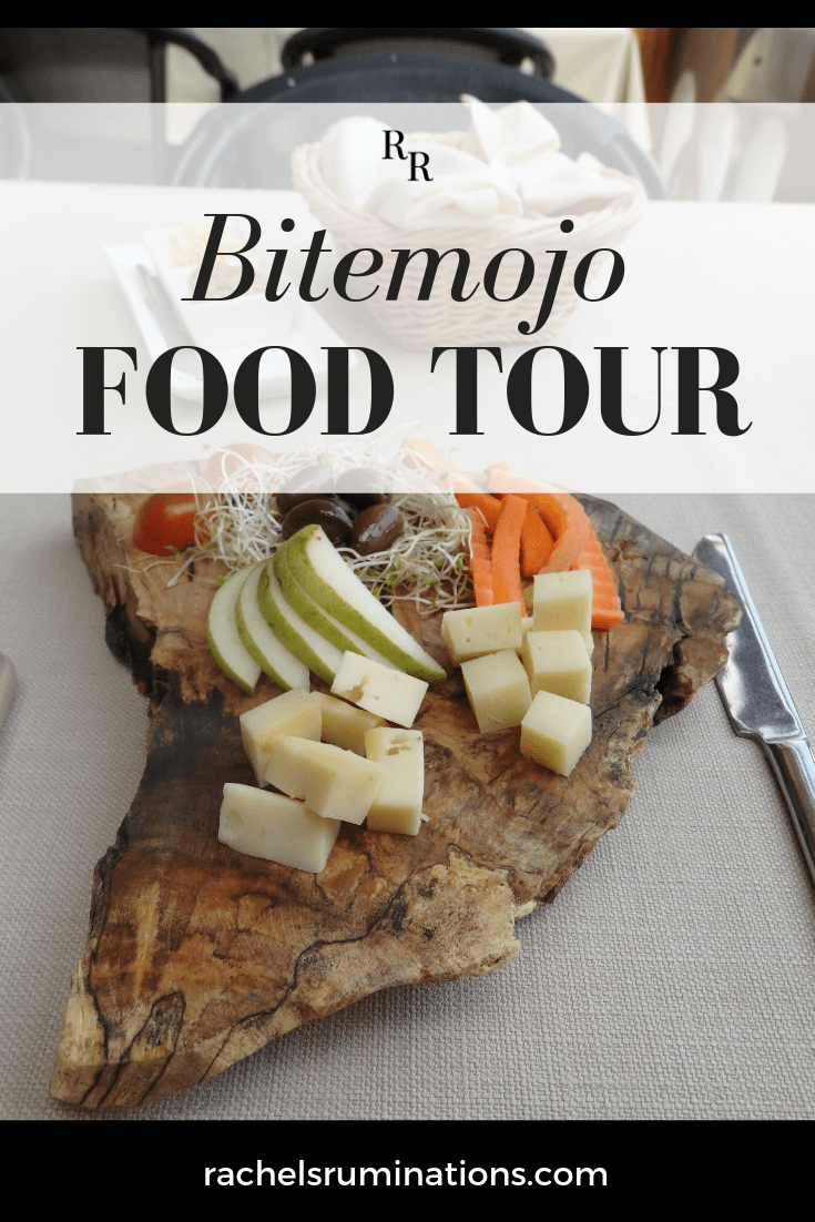 If you ever take a Bitemojo tour, make sure you start with an empty stomach, good walking shoes and plenty of time. You'll need all three. #bitemojo #walkingtour #jerusalem #foodietravel #c2cgroup  via @rachelsruminations