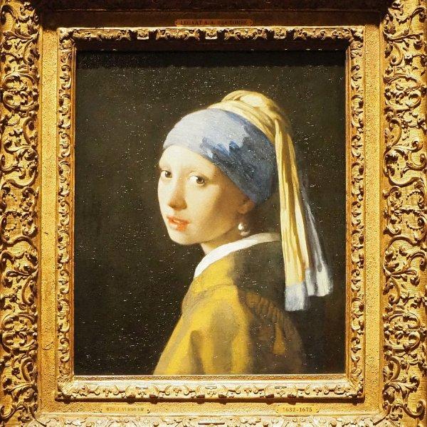 An outstanding art museum in the Hague: Mauritshuis