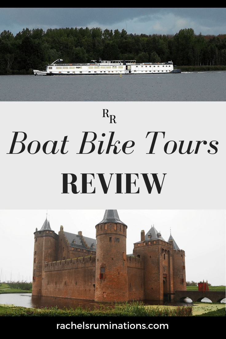 Boat Bike Tours Hansa Highlights is a bicycle and boat route through a series of picturesque Hanseatic cities. Click here for an in-depth review! @boatbiketours #boatbiketours #netherlands #holland #denassau #bicycletravel #riverboats #hanseatic #themidlifeperspective #rachelsruminations via @rachelsruminations