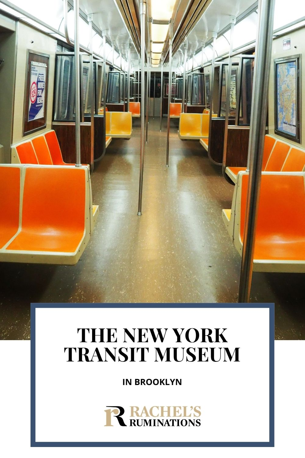 The New York Transit Museum is a lesson in how the NYC subways came to be, with vintage subway cars, but also shows period advertising. Click to read all about it! via @rachelsruminations