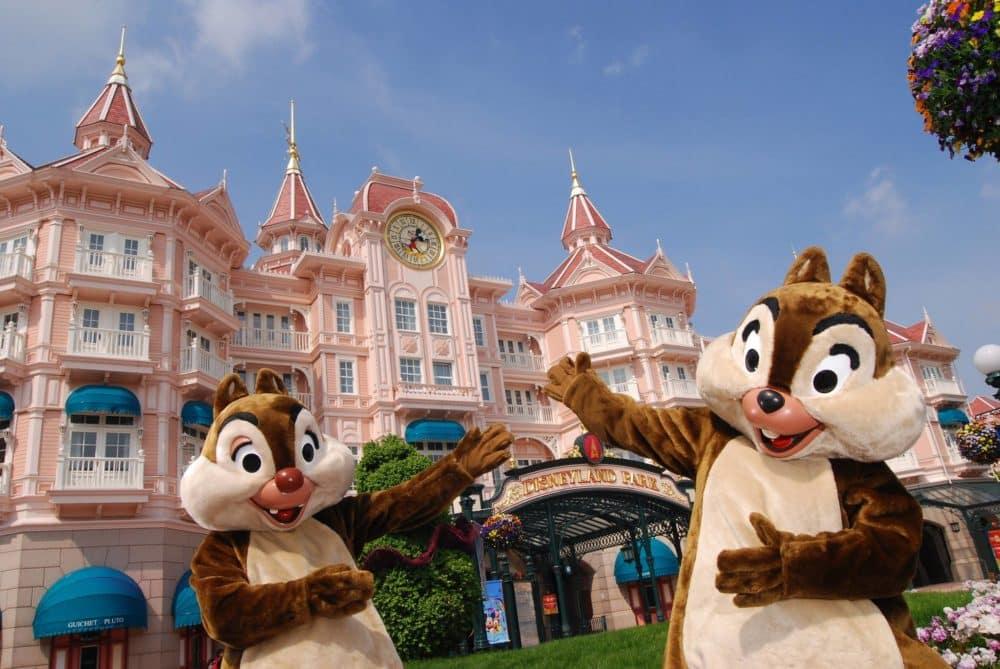 Characters Disney World
