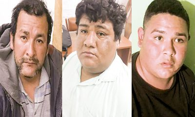 "Chiclayo: Capturan banda ""Los Anticonas"""