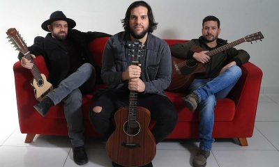 Banda peruana We the Lion estrenan nuevo disco
