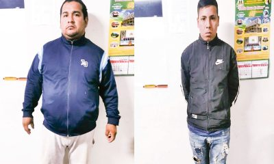 "Trujillo: Capturados integrantes de banda criminal ""Los Malacos"""