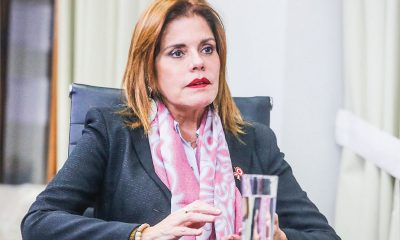 "Mechita ""está en el aire"" no es congresista ni vicepresidenta"