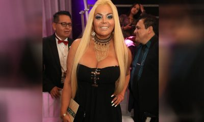 Shirley Cherres arrasó con medio Chollywood