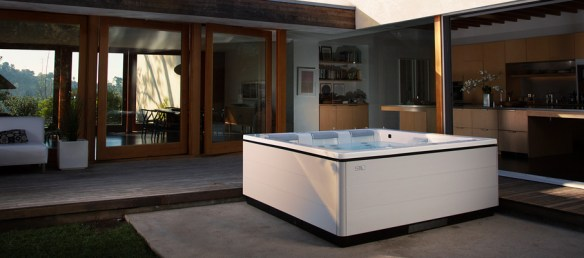 Columbus Spas   Saunas Saratoga Spa dealer  Nordic Hot Tubs  Sauna