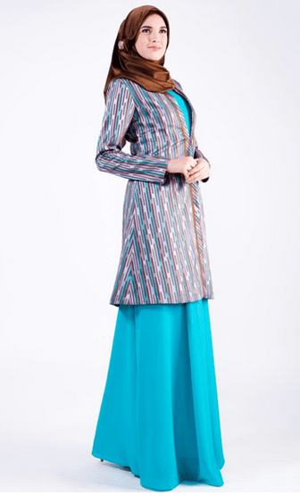 Model Blazer Panjang
