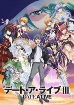 Date A Live 3 BD Subtitle Indonesia