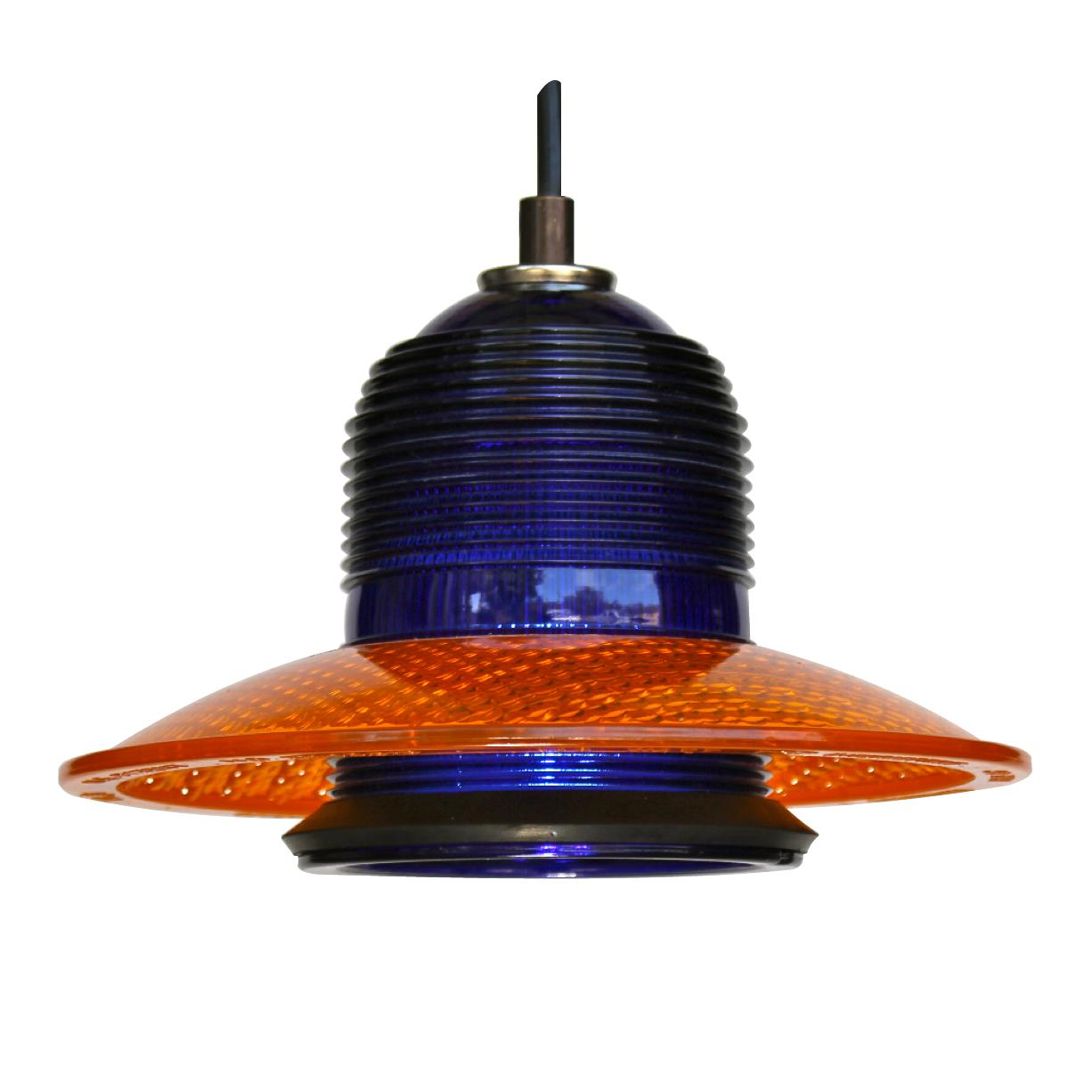 Cobalt Blue Pendant Lights