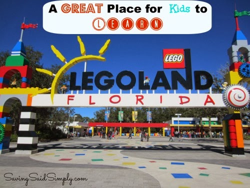 Best learning experiences at LEGOLAND