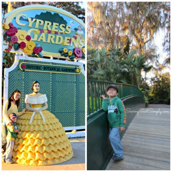 Cypress Gardens at LEGOLAND