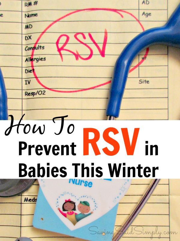 How to prevent RSV