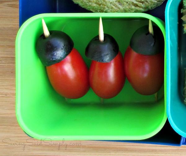 Bug lunchbox