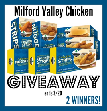Milford valley chicken giveaway