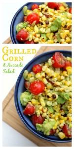 Grilled corn salad recipe pinterest