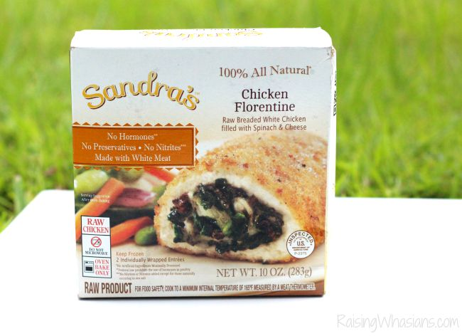 Sandras chicken review back to school