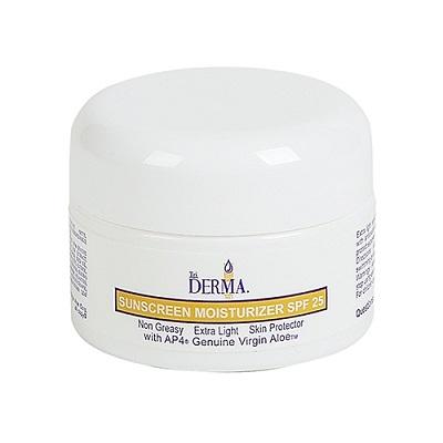 TriDerma sunscreen