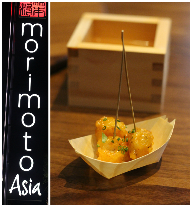 Morimoto Asia restaurant not open at Disney springs