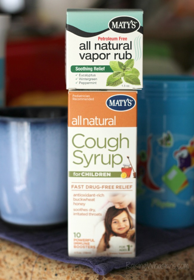 Matys health products for kids